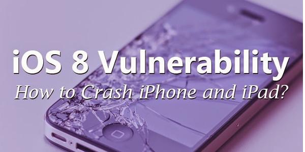آسیب پذیری در iOS باعث کرش کردن آیفون و آیپد در WiFi مخرب می شود