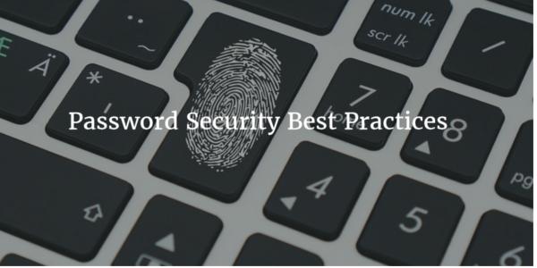 بایدها و نبایدهای رمز عبور