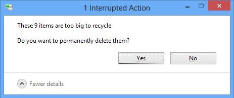 چگونه فایلهای روی کامپیوتر را برای همیشه پاک کنید