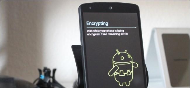 چرا و چگونه باید گوشی آندرویدی تان را رمزگذاری کنید؟
