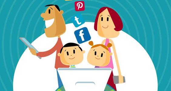 امنیت سایبری خانواده و نوجوانان