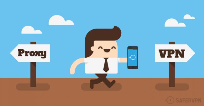 تفاوت پروکسی و VPN در چیست؟