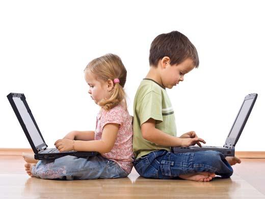 امنیت آنلاین کودکان