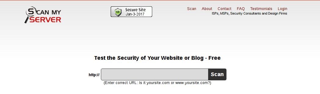 معرفی ۵ ابزار آنلاین برای اسکن امنیت وبسایت