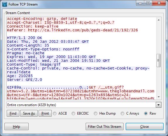Wireshark ابزاری برای مانیتور ترافیک شبکه