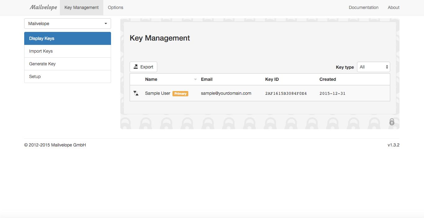 رمزگذاری ایمیل های Gmail با استفاده از Mailvelope