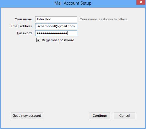 چگونه با تاندربرد و PGP ایمیلهایمان را رمزگذاری کنیم؟