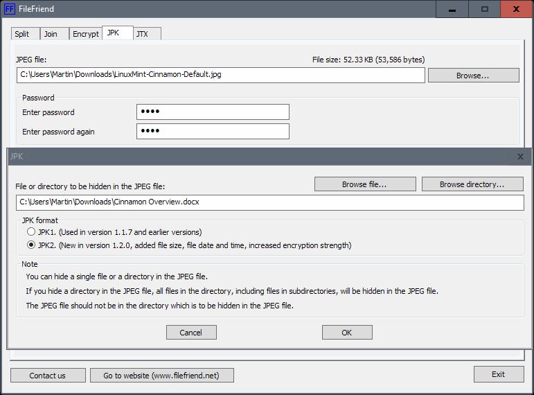 معرفی نرمافزار FileFriend