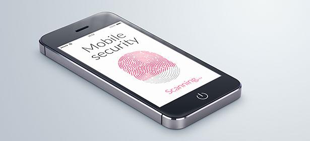 اینفوگرافیک حفظ امنیت موبایل