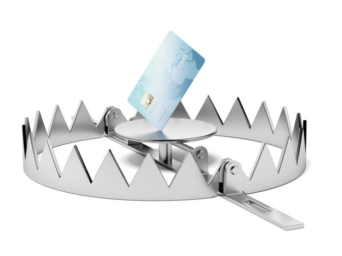 کلاهبرداری کارت اعتباری یا وام بانکی، قرعه کشی و عاشقانه
