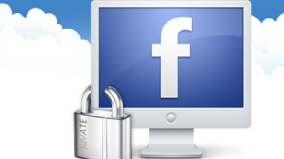 اینفوگرافیک چگونه حساب فیسبوک خود را امن کنیم