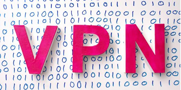 اینفوگرافیک VPN چیست ؟