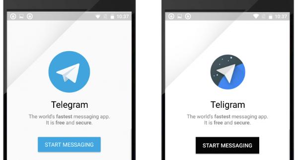 مراقب اپلیکیشنهای جعلی تلگرام باشید