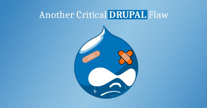 دروپال را به روز رسانی کنید : آسیبپذیری بحرانی در دروپال