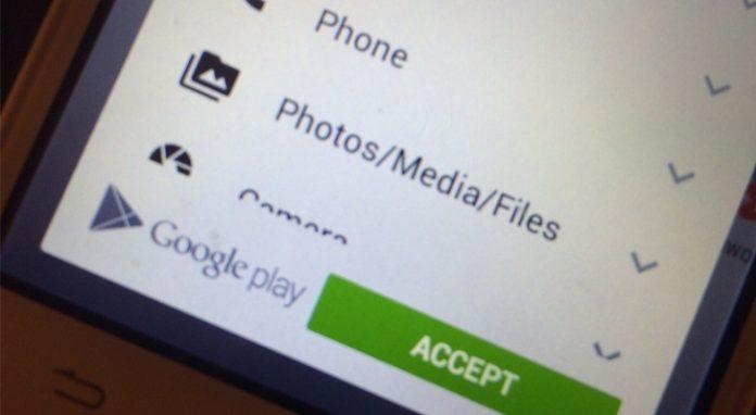 بررسی دسترسی اپلیکیشنهای اندروید