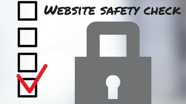 نکتههای مهم بررسی امنیت وبسایت قبل از بازدید و ارسال اطلاعات