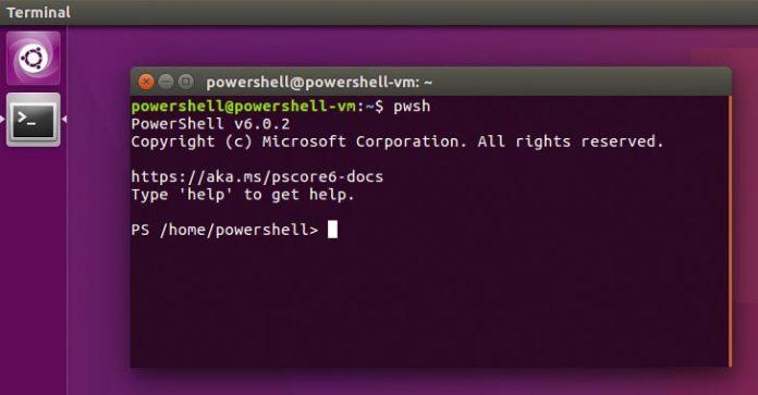 مایکروسافت PowerShell Core را در قالب بسته Snap برای سیستم عامل لینوکس منتشر کرد