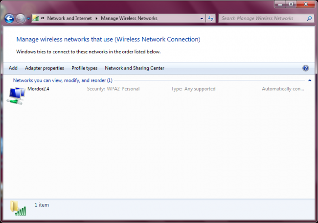 چگونه رمزعبور WiFi خود در سیستم عامل ویندوز را پیدا کنیم؟