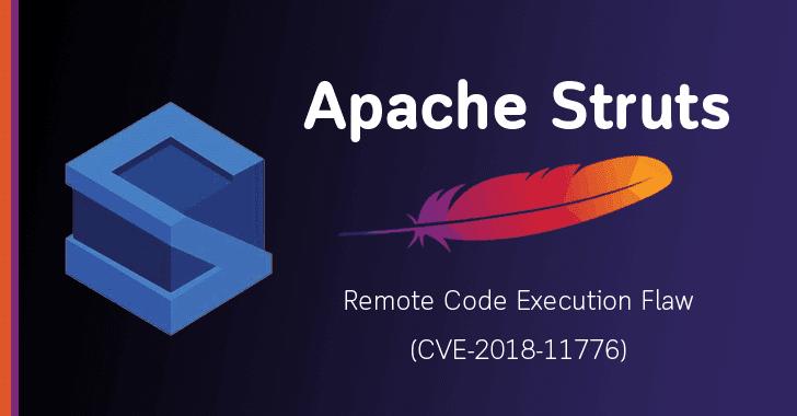ضعف امنیتی Apache Struts به هکرها امکان کنترل سرور را میدهد