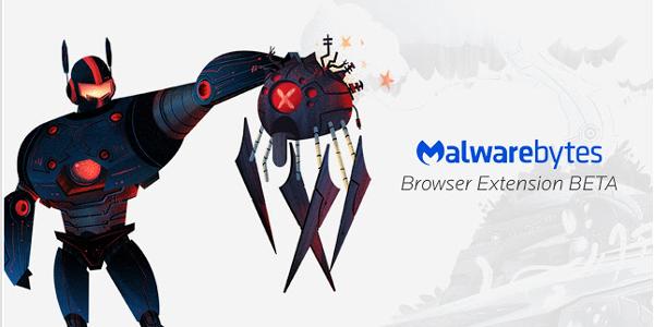 معرفی : افزونه مرورگر Malwarebytes