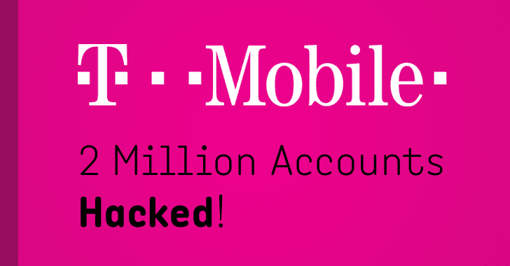 T-Mobile هک شد و اطلاعات شخصی دو میلیون کاربر به سرقت رفت