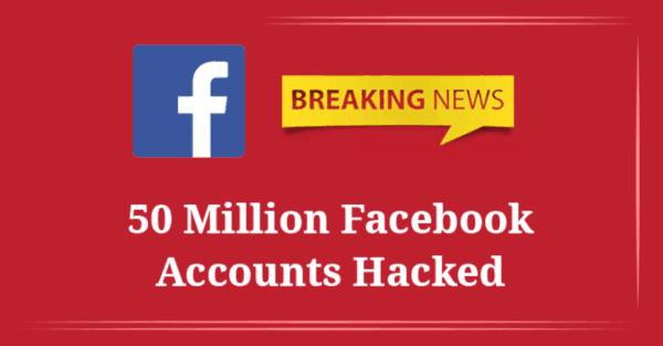 توکن امنیتی ۵۰ میلیون کاربر فیسبوک به سرقت رفت