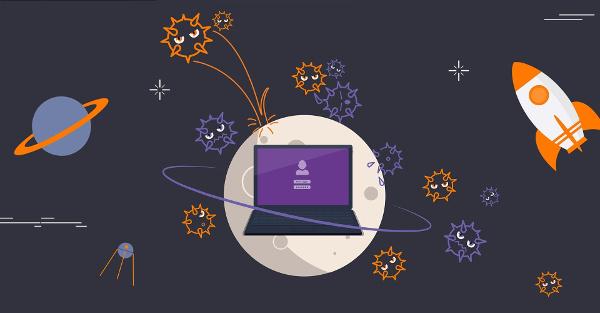 اینفوگرافیک ۵ نکته برای حفظ حریم شخصی و امنیت آنلاین