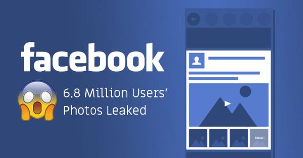 باگ جدید فیسبوک عکسهای ۶.۸ میلیون کاربر را برای برنامههای واسط افشا میکرده است