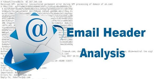 هدر ایمیل چیست و شامل چه اطلاعاتی است ؟
