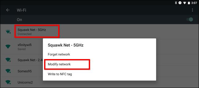 راهنمای تغییر DNS سرور در اندروید