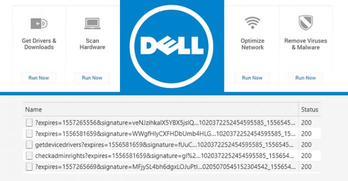 آسیبپذیری روی نرمافزار SupportAssist کامپیوترهای Dell