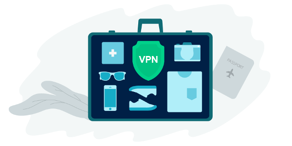 چرا باید هنگام مسافرت حتما از VPN استفاده کنیم