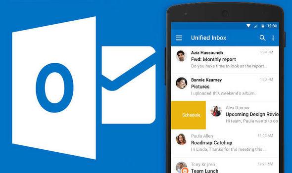ضعف امنیتی جدی در اپلیکیشن Outlook for Android