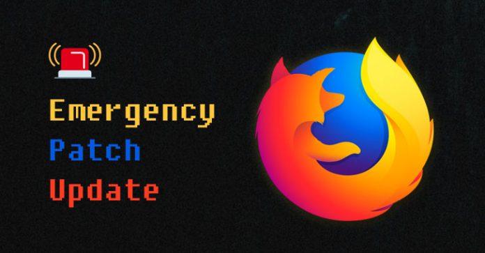نسخه جدید فایرفاکس برای پچ کردن آسیبپذیری بحرانی روز صفر منتشر شد
