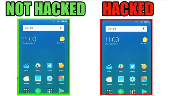 اگر موبایل هک شود چه کاری باید انجام دهم ؟