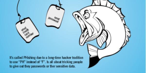 ایمیلهای فیشینگ و هشداری مهم