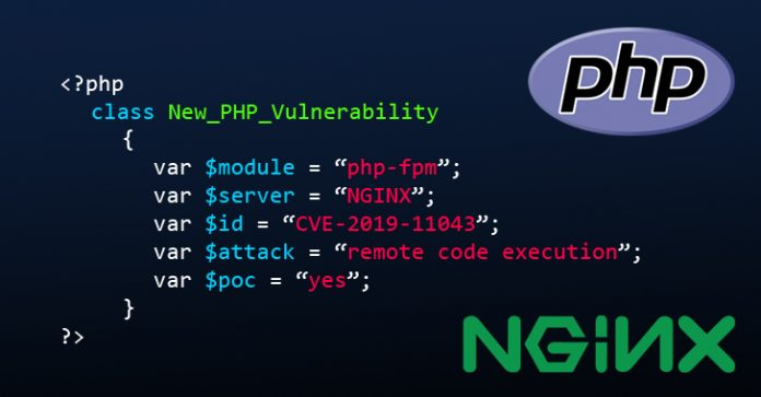 ضعف جدید php منجر به هک شدن وبسایت روی سرور NGINX میشود