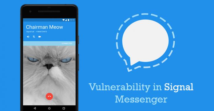 آسیبپذیری سیگنال روی موبایلهای اندروید
