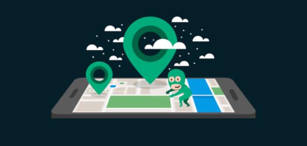 اینفوگرافیک چگونه موبایل اندرویدی مفقود شده خود را پیدا کنید