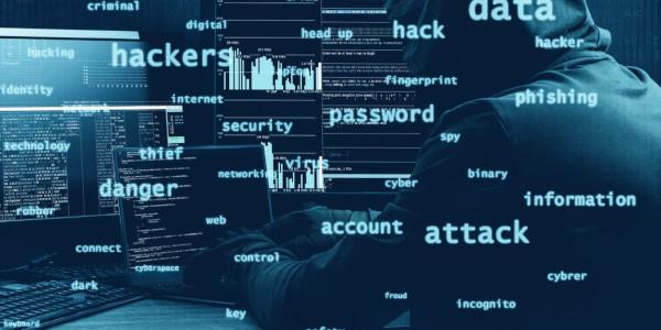 اینفوگرافیک ۵ تهدید رایج امنیت سایبری