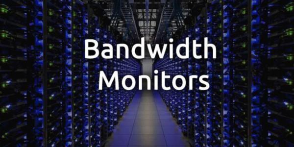مانیتور پهنای باند مصرفی اینترنت
