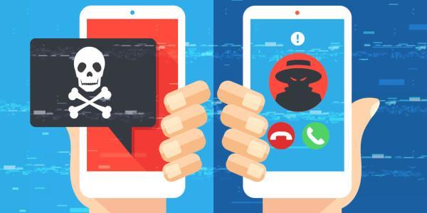 حمله smishing : مجرمان سایبری از طریق پیام کوتاه دستگاه کاربر را آلوده میکنند