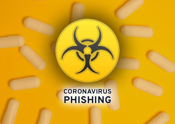 فیشینگ در دوران COVID-19 : چگونه ایمیلهای فیشینگ ویروس کرونا را تشخیص دهیم؟