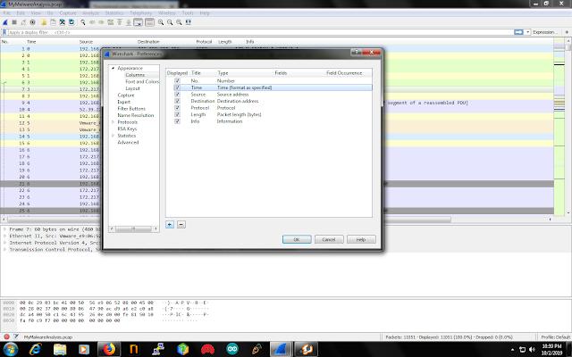 آنالیز ترافیک بدافزار با استفاده از Wireshark