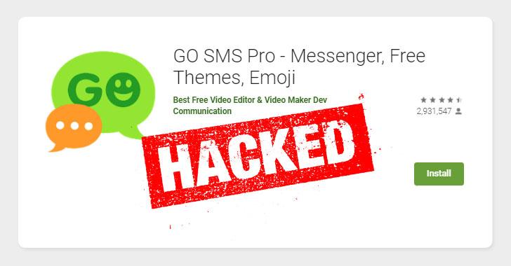 باگ GO SMS Pro میلیونها پیغام مدیایی را در معرض افشا قرار میدهد