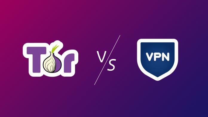 تفاوت تور و VPN