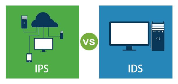 اینفوگرافیک IPS و IDS چیست