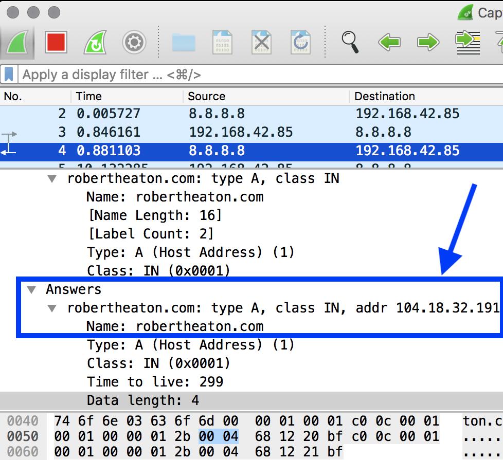 چگونه یک TCP پراکسی بسازیم - بخش دوم، قسمت اول:  ساخت سرور DNS جعلی