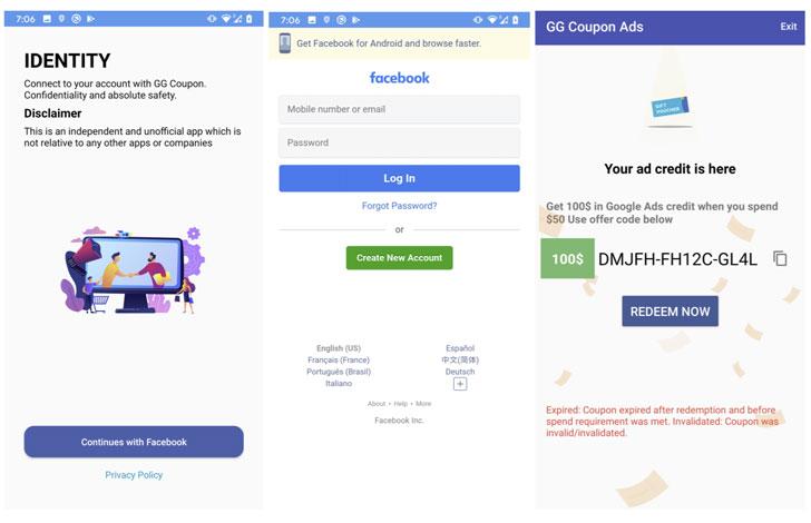 تروجان اندرویدی هزاران حساب فیسبوک را هک میکند